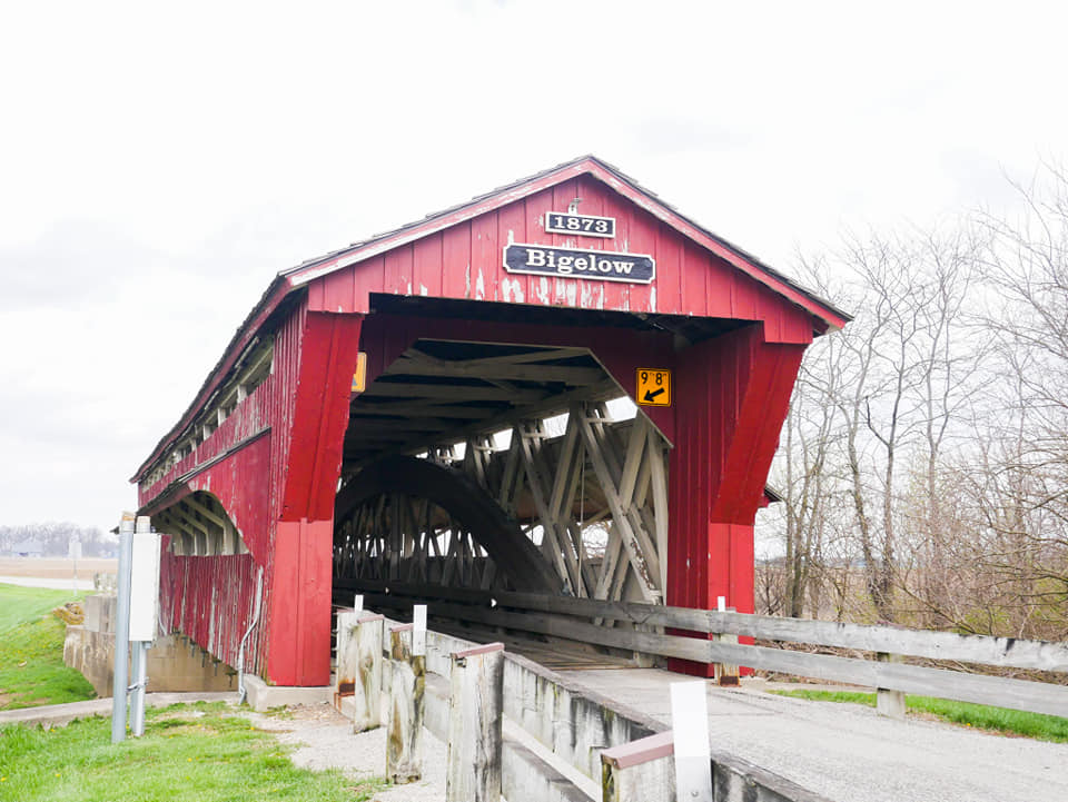 Best Covered Bridges in Ohio to Visit