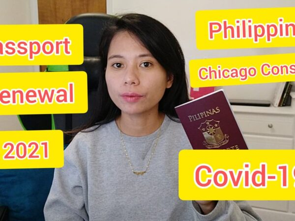 Updated: PH Passport Renewal Requirements During Covid-19